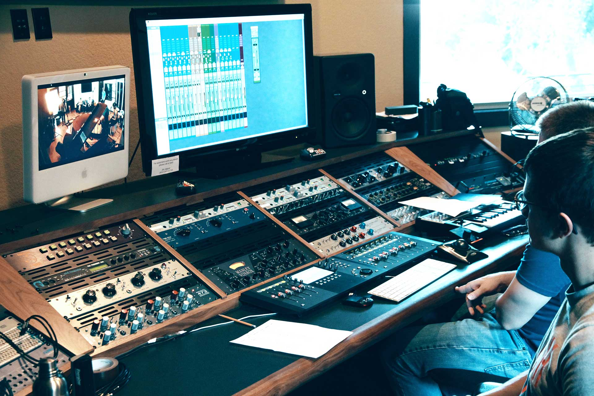 Recording Studios Austin Music Video Production Texas